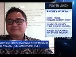 Bank BUMN Syariah Bakal Merger, Saham BRISyariah Melesat