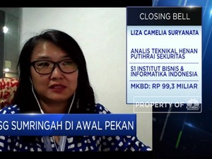 Bergerak Sideways, IHSG Ditutup Menguat di Level 4.988