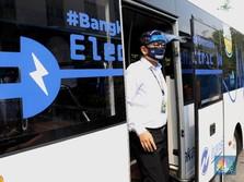 Dorong Kendaraan Listrik, LIPI Mau Bikin Bus Listrik Sedang