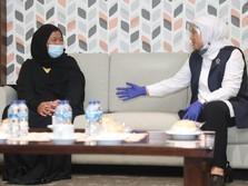 Menaker Ida: Kepulangan PMI Etty Atas Dukungan Masyarakat