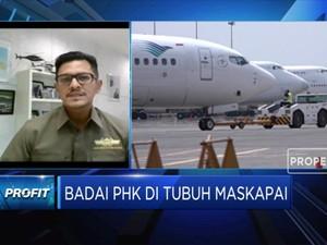 INACA Harap Rapid Test Tak Membebani Penumpang penerbangan
