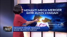 Menanti Mega Merger Bank Bumn Syariah