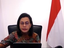 Nah Lho! Sri Mulyani Soroti Kredit Macet Bank Syariah