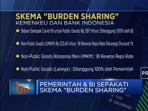 Pemerintah & BI Sepakati Skema 'Burden Sharing'