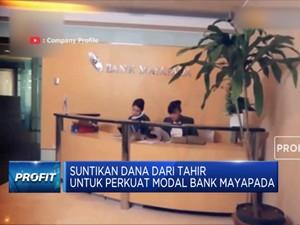 Perkuat Bank Mayapada, Dato Sri tahir Suntik Modal Rp 750 M