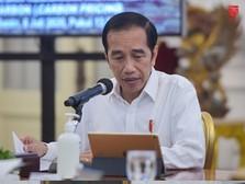 Jokowi Sebut Percuma Punya Anggaran Tapi Lambat Dibelanjakan!