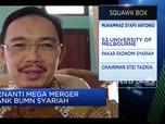 Ekonom: Daripada Holding, Bank BUMN Syariah Lebih Baik Merger