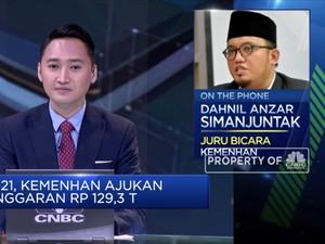 Anggaran Prabowo untuk Kemhan Rp 129 Triliun, Ini Alokasinya