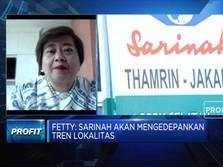 Begini Strategi Sarinah Jadi Pusat UMKM Indonesia