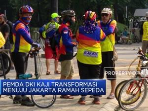 Berkah Pandemi, Sepeda Jadi Peluang Transformasi Jakarta