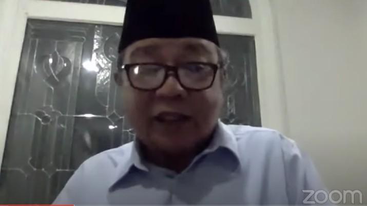 Burhanuddin Abdullah (Youtube)