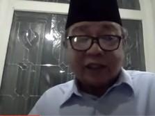 Keras! Eks Gubernur BI: Saya Tak Setuju OJK Dibubarkan
