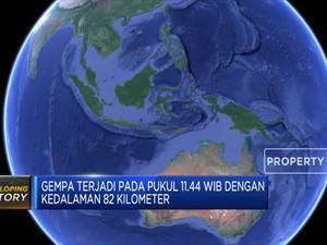 Gempa M 5,4 Guncang Rangkasbitung