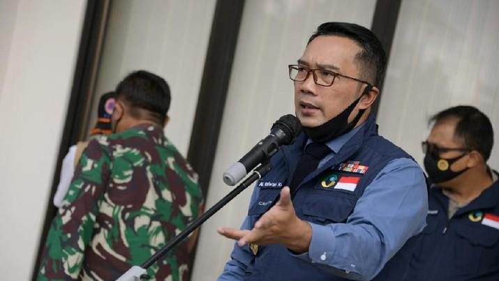 Gubernur Jawa Barat Ridwan Kamil. (ist)