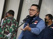 Konkret! Ridwan Kamil Siap Jadi Relawan Vaksin Sinovac