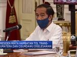 Jokowi Harap Ada Terobosan di Pembangunan Tol Trans Sumatera