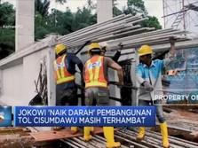 Jokowi 'Naik Darah' Pembangunan Tol Cisumdawu Masih Terhambat