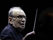 Kabar Duka, Komposer Ennio Morricone Meninggal Dunia