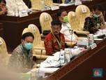 DPR Bully Kalung Anti Virus, Ini Reaksi Tak Diduga Mentan SYL