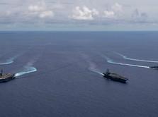 Bara Laut China Selatan, Gimana Posisi RI di Mahkamah Laut?