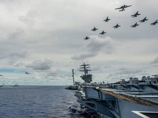 Jet Mata-mata AS Bahayakan Penerbangan Komersial di LCS?