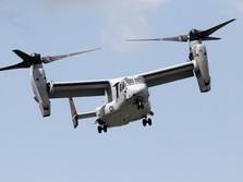 Kata Boeing Soal RI Mau Beli 8 Tanker Terbang MV-22 Osprey