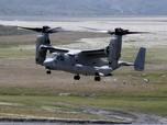 Mengintip Kecanggihan Pesawat Osprey yang Dibeli RI dari AS