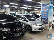 Harga Mobil Bekas Anjlok, Showroom Nyaris Kosong Melompong