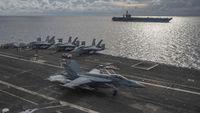LCS Tak Tenang-tenang, Biden Izinkan Operasi Rutin Militer AS