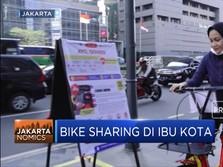 Tren Gowes! Pemprov DKI Beri Layanan Bike Sharing
