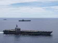 Soal Laut China Selatan, China Minta ASEAN Bersatu Lawan AS