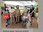 Heboh! Belanja Pakai Plastik Didenda Rp 250 Ribu, Faktanya?