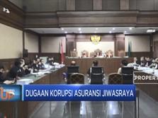 Sidang Lanjutan Dugaan Korupsi Asuransi Jiwasraya