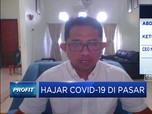 IKAPPI: Ada 833 Pedagang Pasar Positif Corona di Indonesia