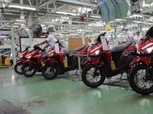 Penjualan Motor Juni Melesat 669%, Namun Risiko Masih Tinggi