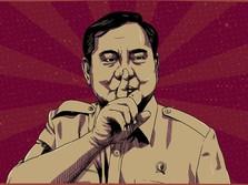 Aksi-Aksi Prabowo Subianto Sejak Jadi Menterinya Jokowi