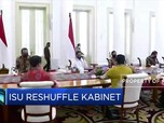 Pimpinan MPR Singgung Isu Reshuffle Kabinet Jokowi