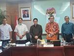 Erick Thohir ke KPK, Konsultasi Dana PEN untuk BUMN Rp 143 T