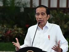 Sentil Menteri, Jokowi: Kerja Lebih Keras, Jangan Biasa-Biasa