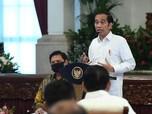 Di Depan Prabowo Cs, Jokowi: Kondisi Saat Ini Mengerikan!