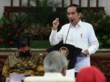Nggak Pakai Masker? Siap-siap Kena Sanksi dari Jokowi