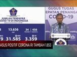 Rekor Lagi! Kasus Positif Corona RI Tambah 1.853 Jadi 68.078