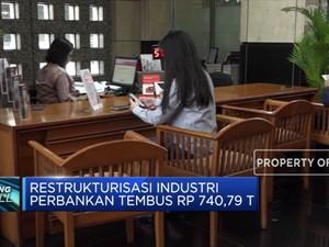 OJK: Restrukturisasi Bank H1-2020 Capai Rp 740 Triliun