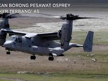 RI akan Borong Pesawat Osprey 'Tanker Terbang' Buatan AS