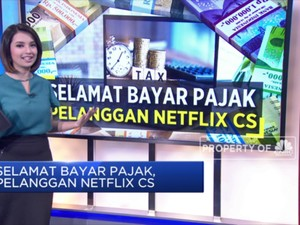 Selamat Bayar Pajak Pelanggan Netflix CS