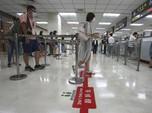 Lama Tak Berlibur, Ini Serunya Penerbangan 'Palsu' di Taiwan
