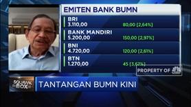Tanri Abeng: Bank BUMN Syariah Lebih Efisien Jika Dimerger