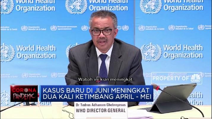 WHO: Kematian Akibat Covid-19 Bisa Meningkat (CNBC Indonesia TV)
