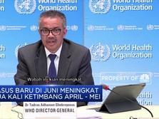 WHO: Kematian Akibat Covid-19 Bisa Kembali Meningkat