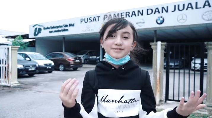 Alyssa Dezek (Tangkapan Layar Youtube Alyssa Dezek)